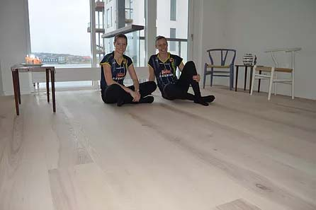 Wiking Ask Pacific Christina Pedersen & Kamilla Rytter Juhl
