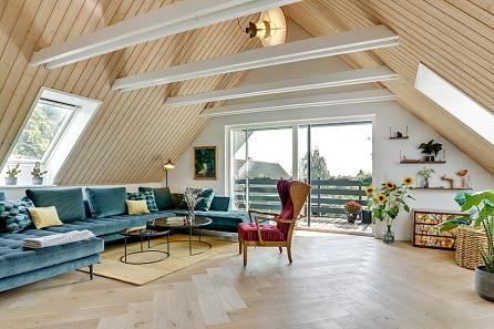 Wiking Eg Sildeben – Privat Villa