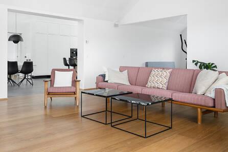Wiking Q-Plank Woodura Select Oak Nature – Privat villa