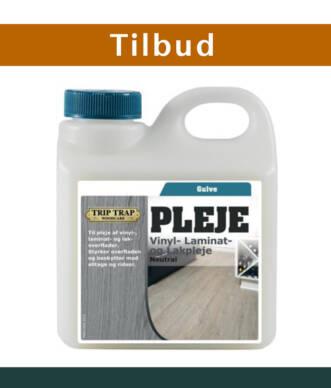 Trip Trap Vinyl- Laminat- og Lakpleje 2,5 Liter