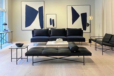 Wiking Douglas med hvidolie – Showroom Emil Thorup